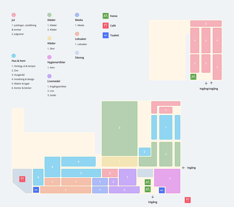 Inför ditt besök hos oss kan du här se en karta över Bo Ohlsson AB lågprisvaruhuset i Tomelilla och Skåne. Här hittar alltid låga priser.